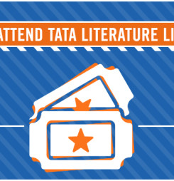 How To Attend TATA Literature Live! 2015