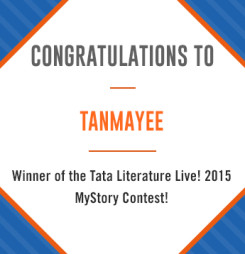 Tata Literature Live! MyStory 2015, Winning Entry #2