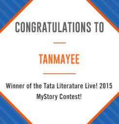 Tata Literature Live! MyStory 2015, Winning Entry #2