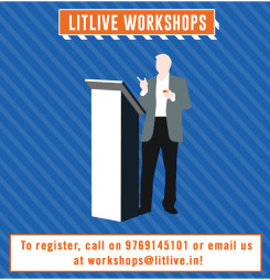 TATA Literature Live 2015: Workshop Registrations