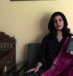 The 'I' in Eve – Arundhati Subramaniam