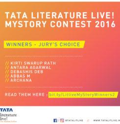 TATA LITLIVE! MYSTORY CONTEST : SECOND SET OF WINNERS